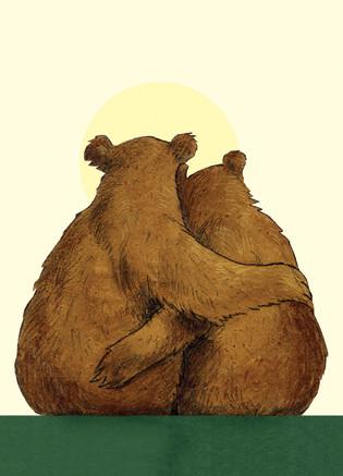 Милые открытки Вольфа Эрлбруха. Изображение № 12.