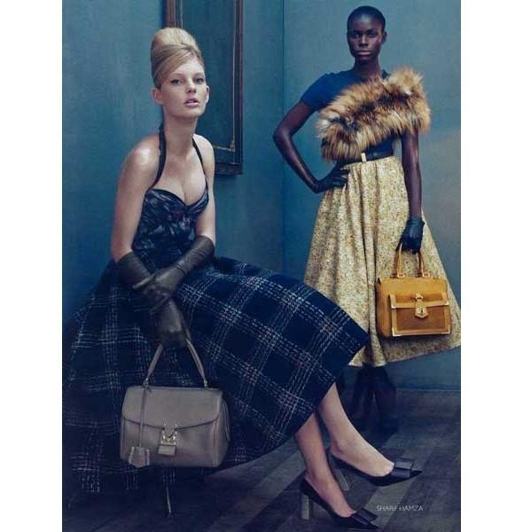5 новых съемок: Interview, Marie Claire и Vogue. Изображение № 38.