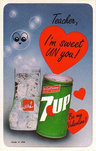 Графика 70-х thegreat hippie 7Up. Изображение № 19.