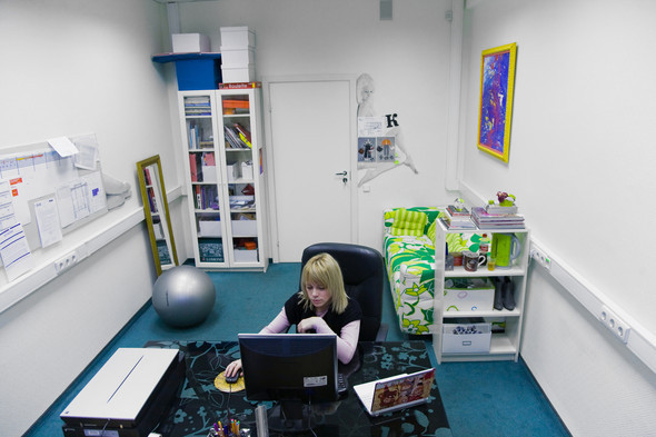 Офис Concept Store. Изображение № 9.