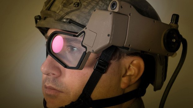«Умные» очки для военных помогут видеть сквозь стены. Изображение № 1.