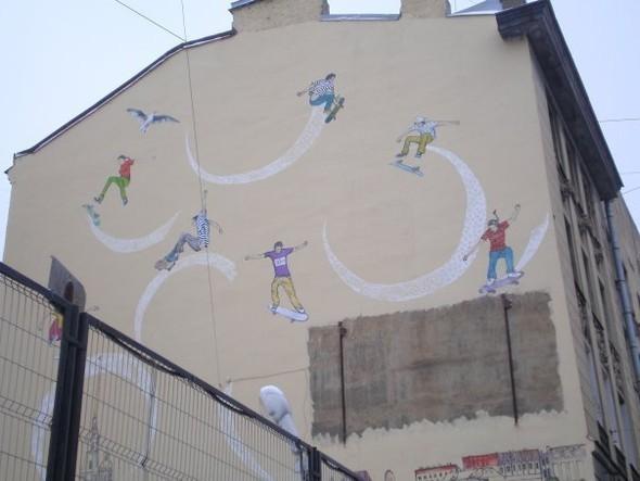 Граффити Петербурга. Изображение № 14.