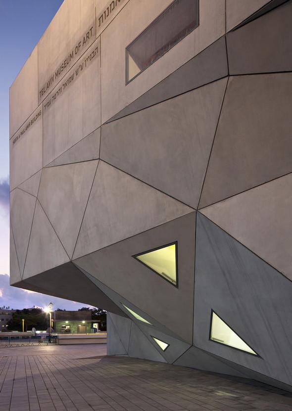 Гиперболический параболоид: новое слово в музейном строительстве. Изображение № 4.
