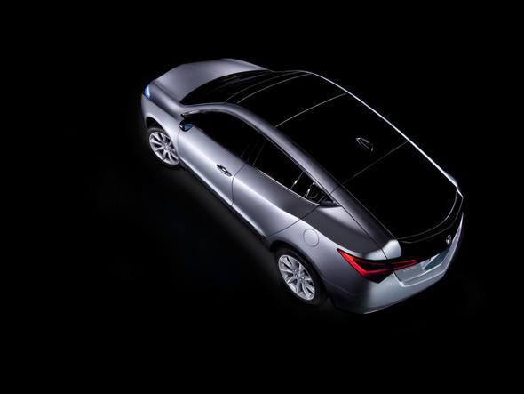 Acura ZDX. Изображение № 9.
