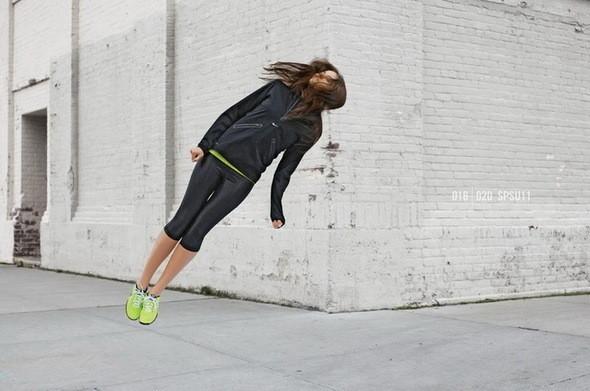 Изображение 17. Фотосессия «Be Free» от Nike.. Изображение № 17.