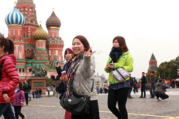 Японские туристы по всему миру. Изображение № 11.