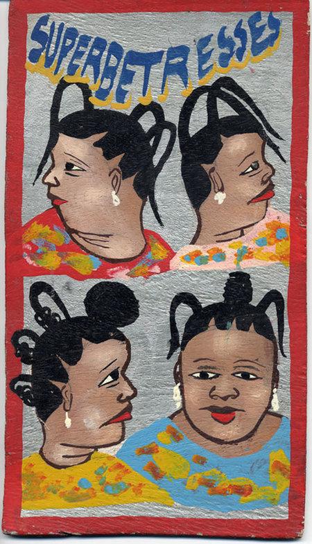 African Hairlooks. Изображение № 50.