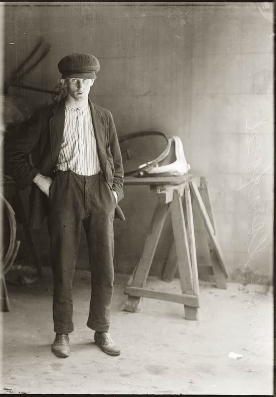 Фотографии американских гангстеров начала 20 века. Изображение № 38.
