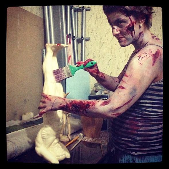 Наш домашний зомби.. Изображение № 3.