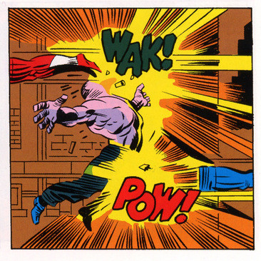 BOOM!!! POW!!! FLASH!!! WOW!!! KAPOW!!!. Изображение № 18.