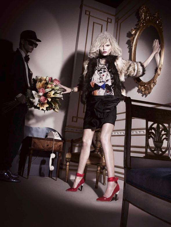 Коллекцию Lanvin для H&M показали полностью. Изображение № 1.