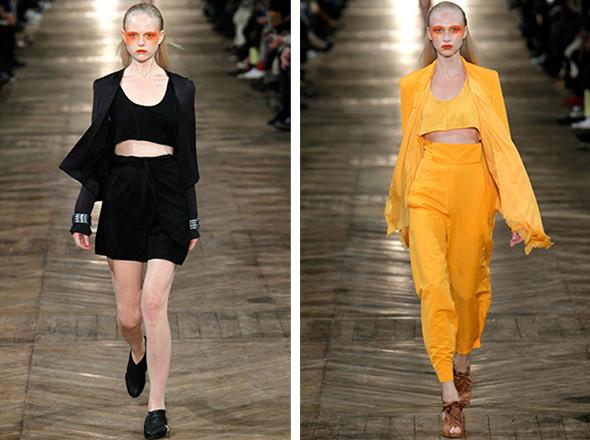 Неделя моды в Париже: первые показы. Изображение № 8.