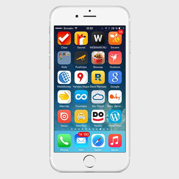 Экран моего смартфона: Леонид Бугаев, креативный директор Nordic Agency AB. Изображение № 10.