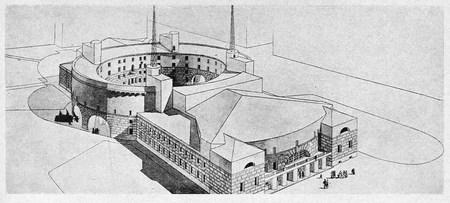 Архитектурные конкурсы 1923–1926 г.вСССР. Изображение № 1.