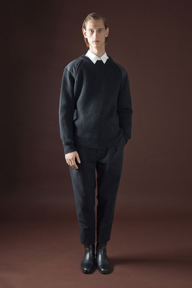 Лукбук: Christophe Lemaire 2012 Fall/Winter. Изображение № 4.