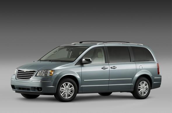 Эталон стиля и роскоши: Chrysler. Изображение № 19.