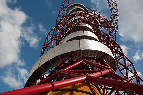 Аниш Капур открыл Олимпийскую башню. Изображение № 2.