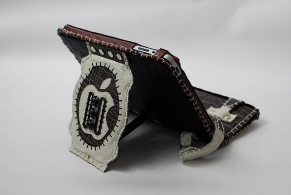 Кожанные чехлы для ipad ручной работы. Изображение № 53.