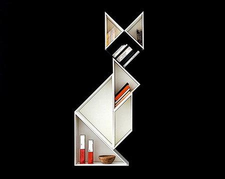 Геометрия книжных полок. Изображение № 2.