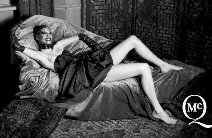 Alexander McQueen, Celine и LUBLU Kira Plastinina показали новые кампании. Изображение № 14.