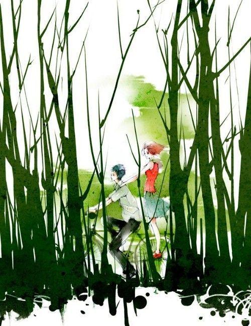 Китайская иллюстрация. Изображение № 11.