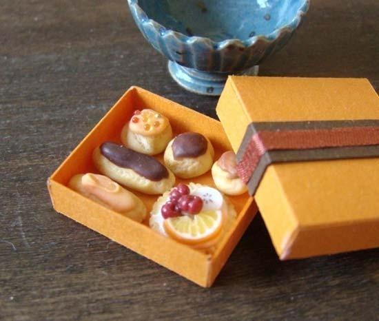 Еда в миниатюре. Изображение № 40.