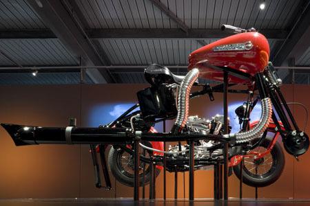 Музей Harley-Davidson вМилуоки. Изображение № 10.