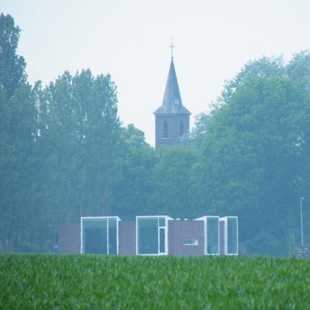 Офис в Бельгии от Atelier Vens Vanbelle. Изображение № 2.