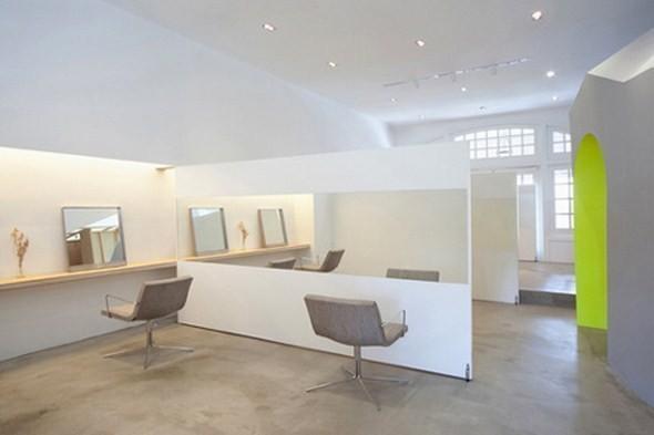 Изображение 8. Офис парикмахерской LIM в Сингапуре.. Изображение № 8.