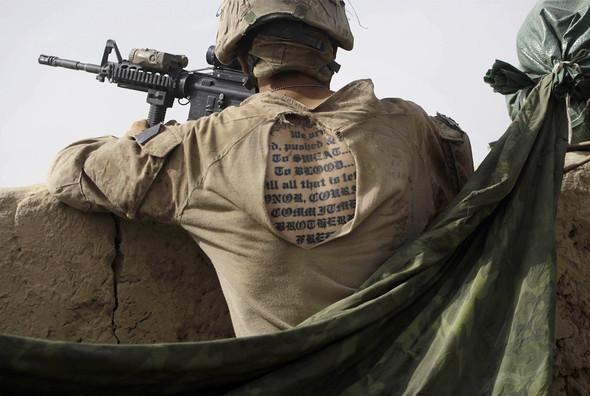 Афганистан. Военная фотография. Изображение № 127.