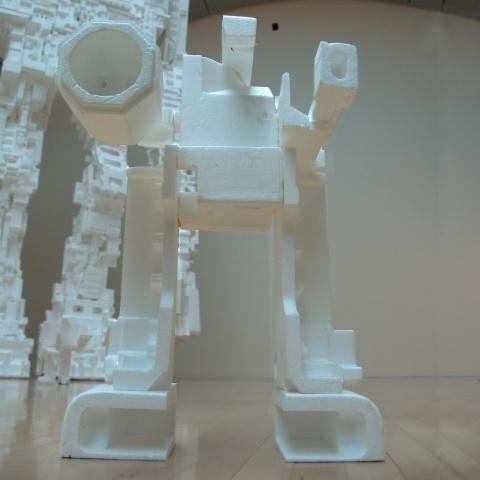 Роботы изпенопласта Майкла Салтона. Изображение № 7.
