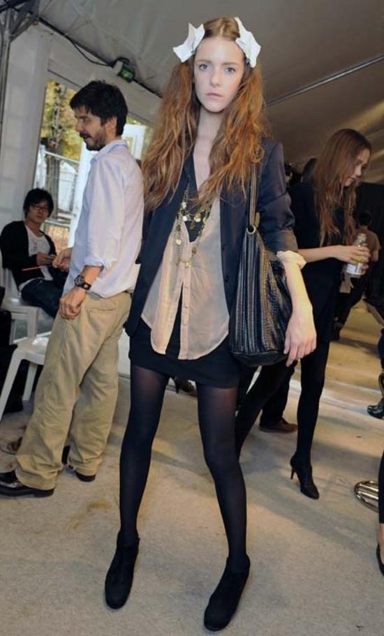 Models street style. Изображение № 20.