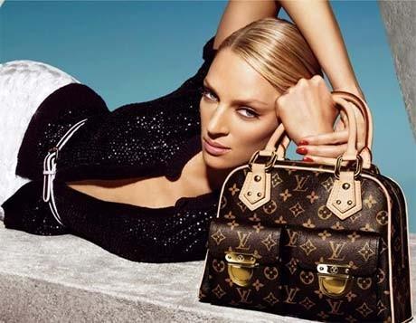 Покупка  женских сумок LV через Интернет. Изображение № 4.