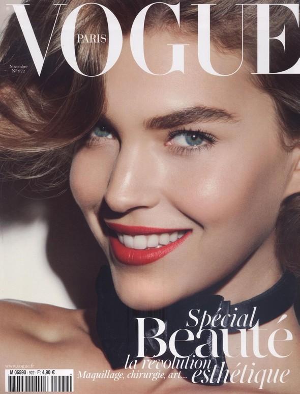 Обложки Vogue: Испания, Япония и Франция. Изображение № 3.