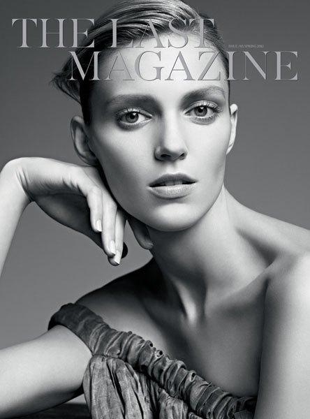 Вышли новые обложки AnOther, CR Fashion Book и POP. Изображение № 9.