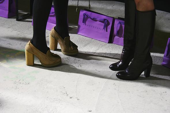 Изображение 15. Детали: London Fashion Week AW 2011.. Изображение № 15.