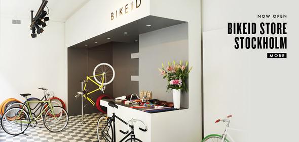 Известный шведский производитель велосипедов BIKEID приходит в Россию. Изображение №1.