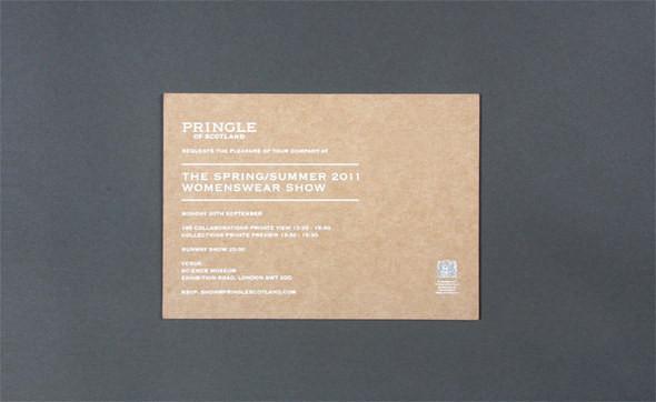 Изображение 6. Womenswear collections S/S 2011: show invitations.. Изображение № 6.