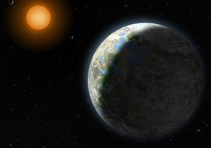 На суперземлях жизнь менее вероятна, чем на планетах, подобных Земле . Изображение № 1.