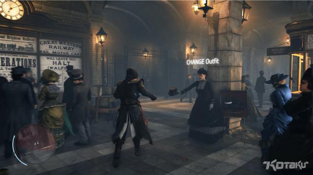 В Сеть «утекли» скриншоты новой Assassin's Creed. Изображение № 2.