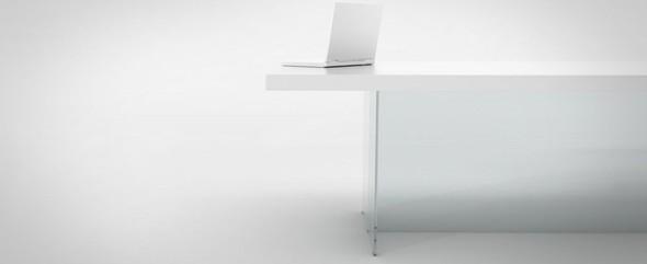 Минималистичный стол. Изображение № 3.