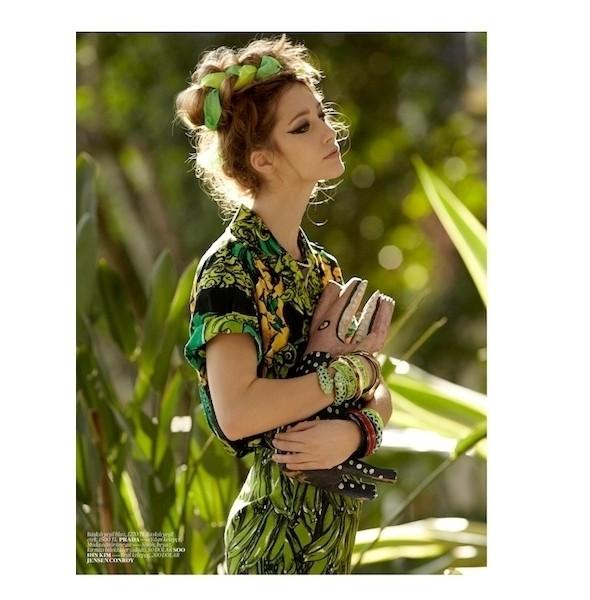 Изображение 44. Съемки: 10, Elle и Vogue.. Изображение № 43.