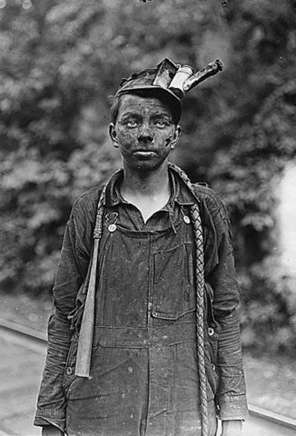 Эксплуатации детского труда в Америке (1910 год).И эмигранты США. Изображение № 31.
