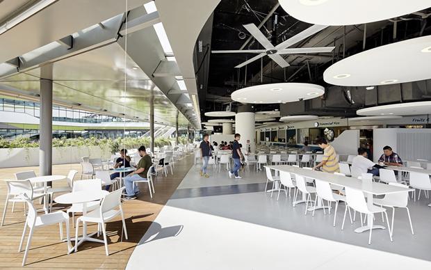 Архитектура дня: новый кампус университета в Сингапуре. Изображение № 16.