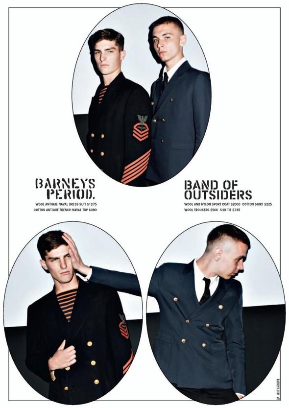 Barneys Fall 2010 Menswear. Изображение № 12.