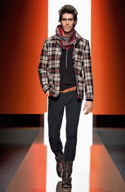 Новости ЦУМа: Коллекция мужской одежды Boss Orange осень-зима 2012-13. Изображение № 18.