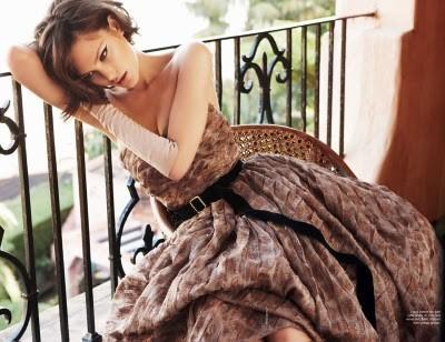 Vogue Australia September 2010. Изображение № 5.