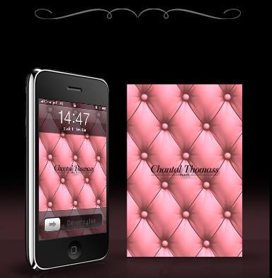 "Chantal Thomass ""одела"" iPhone. Изображение № 2."