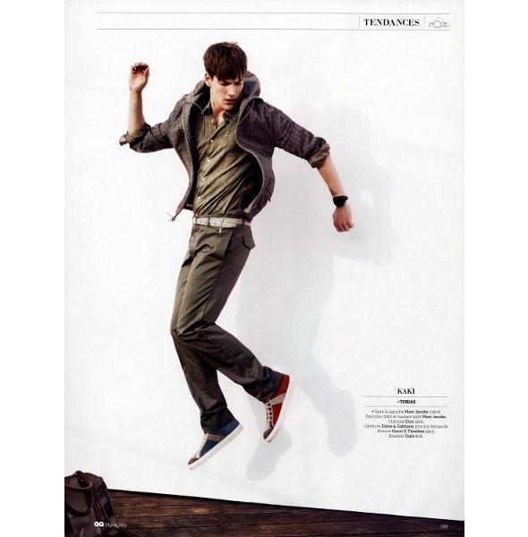 Изображение 41. Мужские съемки: GQ, Vogue Hommes и другие.. Изображение № 37.