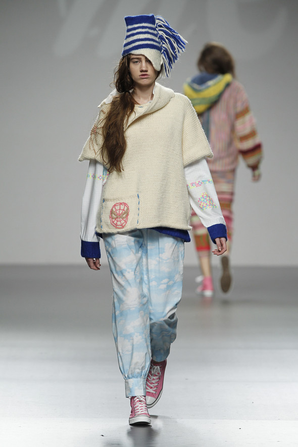 Madrid Fashion Week A/W 2012: Mercedes Castro. Изображение № 3.